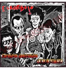 CD Single Eskorbuto: Nadie es inocente