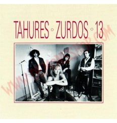 Vinilo LP Tahures Zurdos - 13