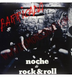Vinilo LP Barricada - Noche de rock & roll