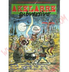 Comic Akelarre subversivo VOL 1