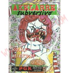 Comic Akelarre subversivo VOL 2