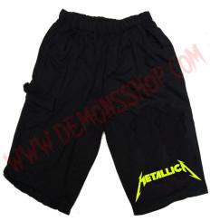 Bermuda Metallica (Amarilla)