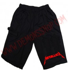 Bermuda Metallica (Roja)