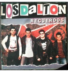 Vinilo LP Los Dalton - Recuerdos