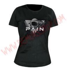 Camiseta Chica MC Pain