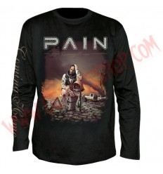 Camiseta ML Pain