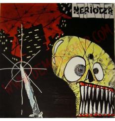 Vinilo LP Heriotza – Amets Hutsa