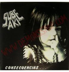 Vinilo LP Sube Akí – Consecuencias