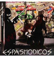 Vinilo LP Espasmódicos - Discografia Completa (1982-1983)