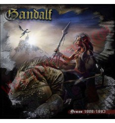 CD Gandalf - Demos 89-93