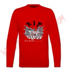 Camiseta ML RIP (Roja)