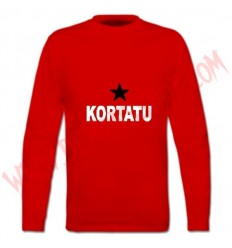 Camiseta ML Kortatu (Roja)