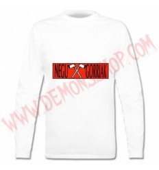 Camiseta ML Negu Gorriak (Blanca)