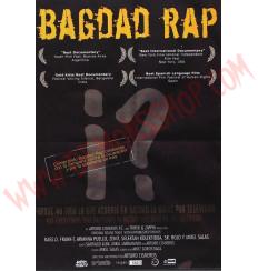 DVD Bagdad Rap