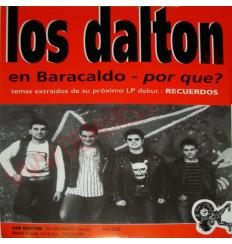 Vinilo LP Los Dalton - En Barakaldo