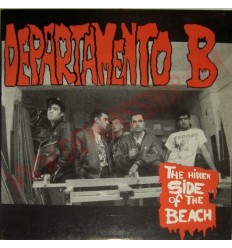 Vinilo LP Departamento B ‎– The Hidden Side Of The Beach