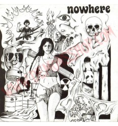 Vinilo LP Nowhere ‎– Tomorrows Bleach