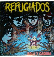 Vinilo LP Refugiados – Bola y Cadenas