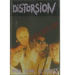 Cassette Distorsion - Para kitar el stress