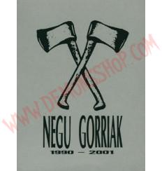 DVD Negu Gorriak - 1990 / 2001