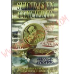 Cassette Suicidas en concierto