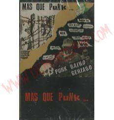 Cassette Mas que Punk..