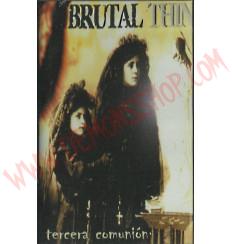 Cassette Brutal Thin - Tercera comunion
