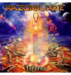 CD Razorblade - Infierno