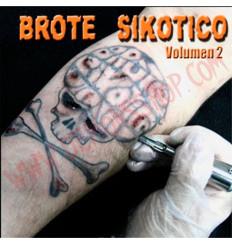 CD Brote sikotico - Volumen 2