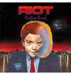 Vinilo LP Riot - Restless breed