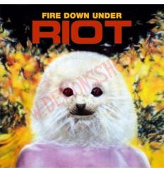 Vinilo LP Riot - Fire down under