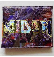 Cartera Iron Maiden