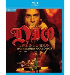 Blu-Ray Dio - Live in London - Hammersmith Odeon 1993