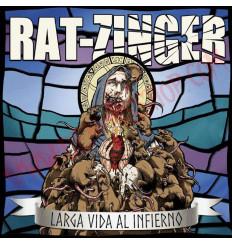 Vinilo LP Ratzinger - Larga Vida Al Infierno