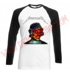 Camiseta ML Metallica