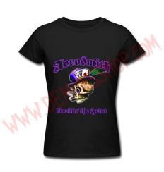 Camiseta Chica MC Aerosmith