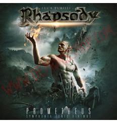 CD Rhapsody, Luca Turilli´s - Prometheus - Symphonia ignis divinus