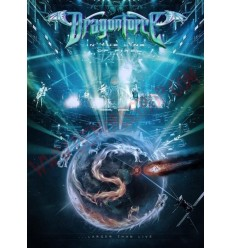 DVD Dragonforce - In the line of fire