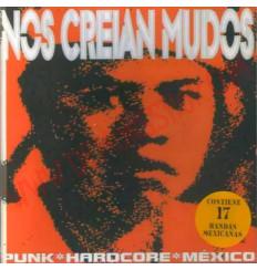 CD Nos Creian Mudos - Punk Hardcore Mexico