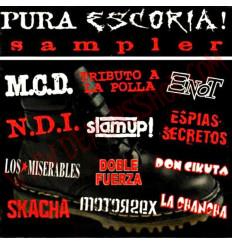 CD Pura Escoria Sampler