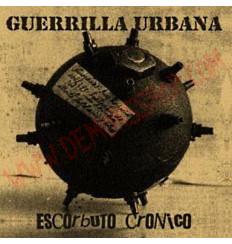 Vinilo LP Guerrilla Urbana - Escorbuto cronico