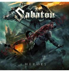 Vinilo LP Sabaton - Heroes