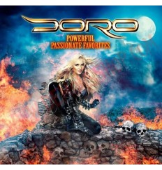 Vinilo LP Doro - Powerful passionate favorites