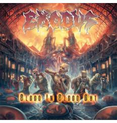 Vinilo LP Exodus - Blood in, blood out