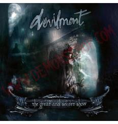 Vinilo LP Devilment - The great and secret show