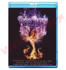 Blu-Ray Deep Purple - Phoenix rising