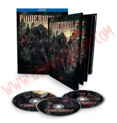 Blu-Ray Powerwolf - The metal mass live
