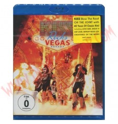 Blu-Ray Kiss - KISS rocks Vegas