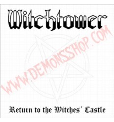 Vinilo LP Wichtower - Return to the Witches' Castle