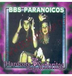 CD BBS Paranoicos - Hardcore para señoritas
